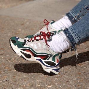 Sandro Astro Sneakers